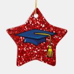 STAR Graduate Christmas Tree Ornaments
