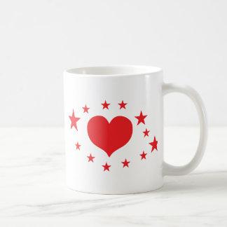 star hearts mug