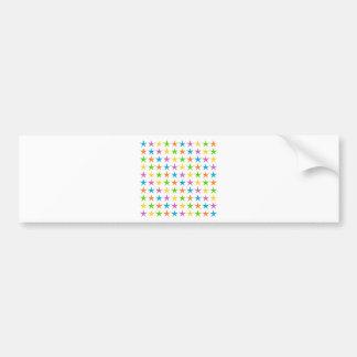 Star Images Bumper Sticker