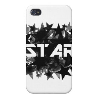 Star iPhone 4/4S Cases