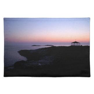 Star Island Sunset Placemat