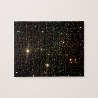 Star Light in space display Puzzle