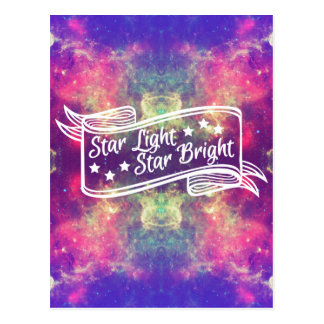 Star Light Star Bright Postcard