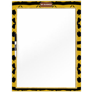 Star Line My Business Dry Erase Large Plain Board