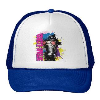 Star-Lord Paint Splatter Graphic Trucker Hat