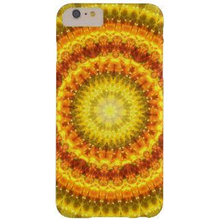 Star Lotus Mandala Barely There iPhone 6 Plus Case