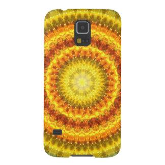 Star Lotus Mandala Galaxy S5 Case