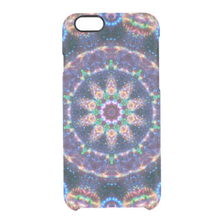 Star Magic Mandala Clear iPhone 6/6S Case