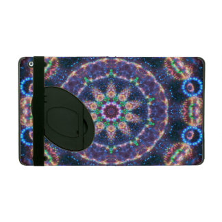 Star Magic Mandala iPad Folio Case