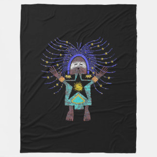 Star Maker Fleece Blanket