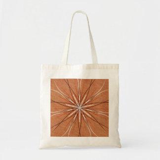 Star Mandala Budget Tote Bag