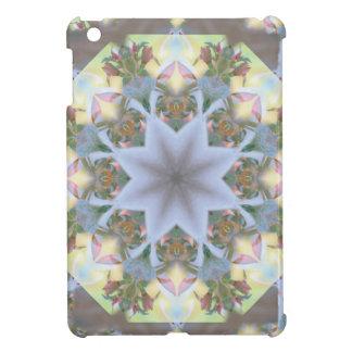 Star Mandala Lavender iPad Mini Glossy Case iPad Mini Covers