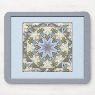 Star Mandala Mousepad