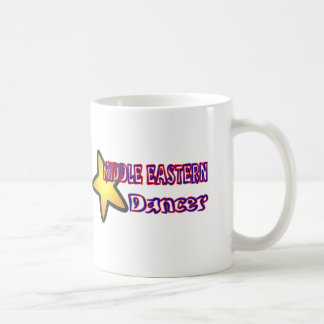 Star Middle eastern Dancer Mug