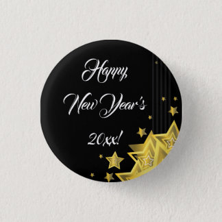 Star New Year's Eve Party | Button