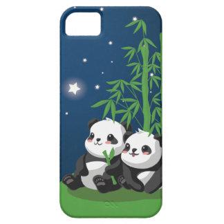 Star Night Panda iPhone 5 Case