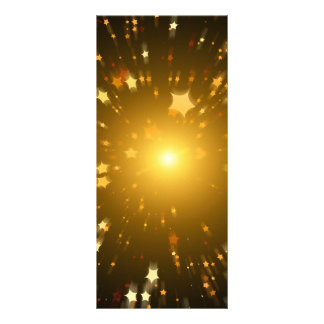 Star of Christmas Custom Rack Card