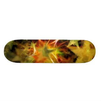 Star of Christmas Custom Skateboard
