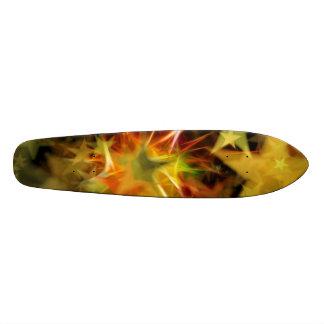 Star of Christmas Custom Skate Board