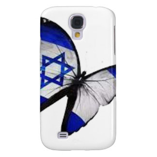 Star of David Butterfly Samsung Galaxy S4 Cover