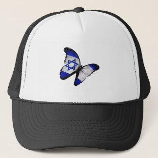 Star of David Butterfly Trucker Hat