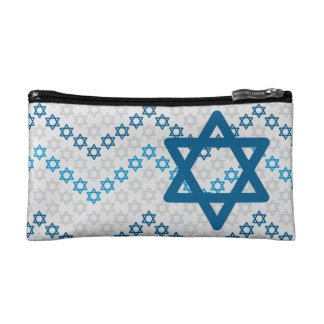 Star of David Cosmetic Bags