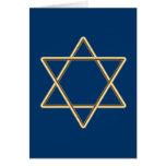 Star of David for Bar Mitzvah or Bat Mitzvah