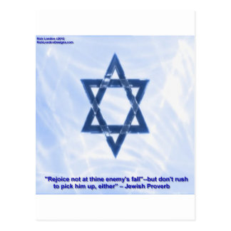 Star Of David & Funny Jewish Proverb Gifts & Cards