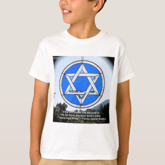 Star Of David & Funny Jewish Quote Gifts & Cards T-Shirt