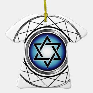 Star of David- Jewish religious symbol Ornaments