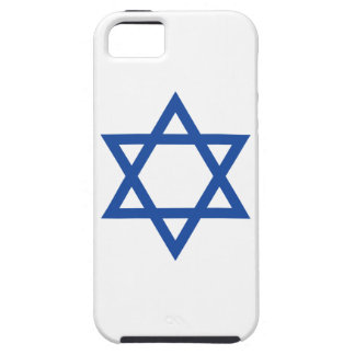 Star of David - Judaism iPhone 5 Cases