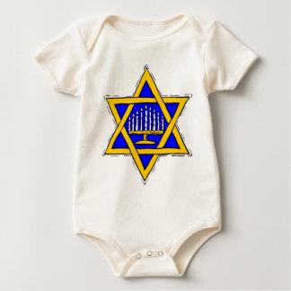 Star of David & Menorah T-Shirt