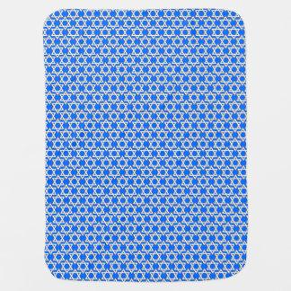 Star of David Pattern Swaddle Blankets