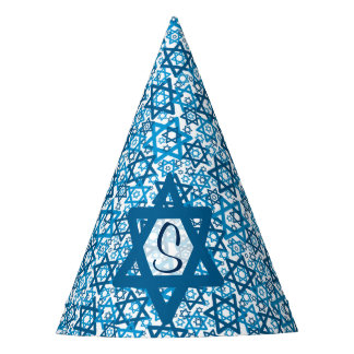 Star of David Random Party Hat