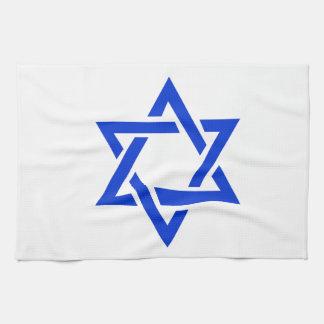 Star of David Tea Towel