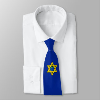 Star of David Tie in Any Color