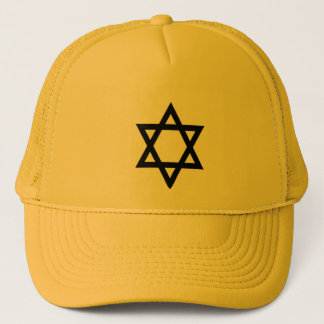 Star of David Trucker Hat
