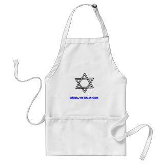 Star of David - Yeshua, The Son of David Adult Apron