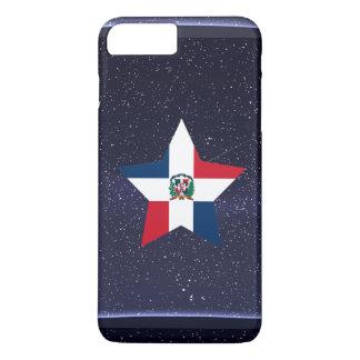 Star of Dominican Republic Flag iPhone 7 Plus Case