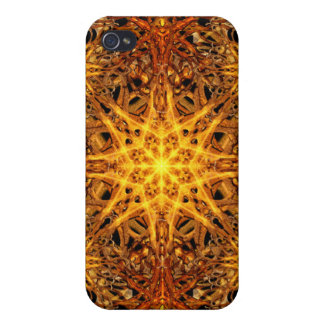 Star of Fire iPhone 4/4S Covers