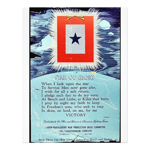 Star Of Glory Victory Flyer Design