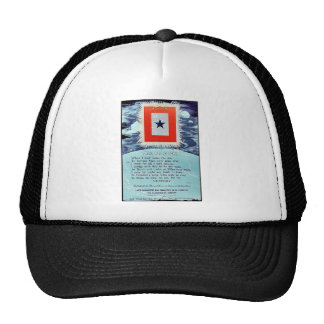 Star Of Glory Victory Trucker Hats