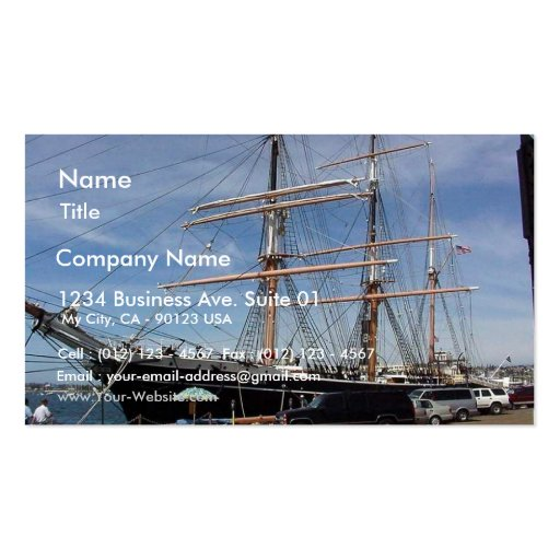 Star Of India Pack Of Standard Business Cards