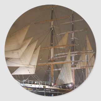 Star Of India Sails Sailing Ships Boats Stickers