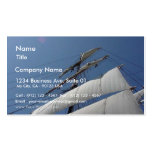 Star Of India Ship Sails Boat Pack Of Standard Business Cards