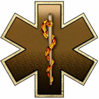 Star Of Life(Browns) Photo Cut Outs