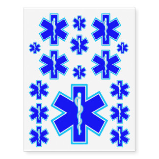 Star of Life Paramedic Emergency Medical Services