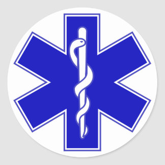 Star of Life Stickers