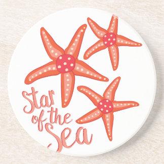 Star Of Sea Coaster