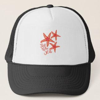 Star Of Sea Trucker Hat